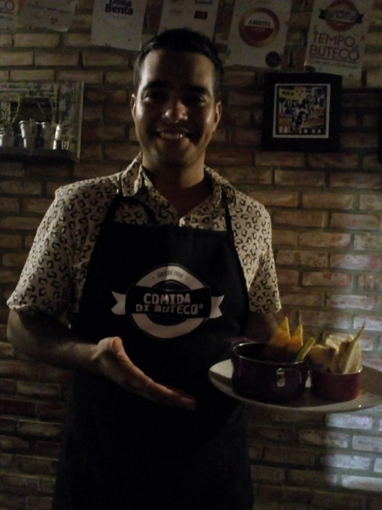O chef Daniel Bastos passou por vários restaurantes e bistrôs