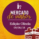 Segunda edição do Mercado de Vinhos