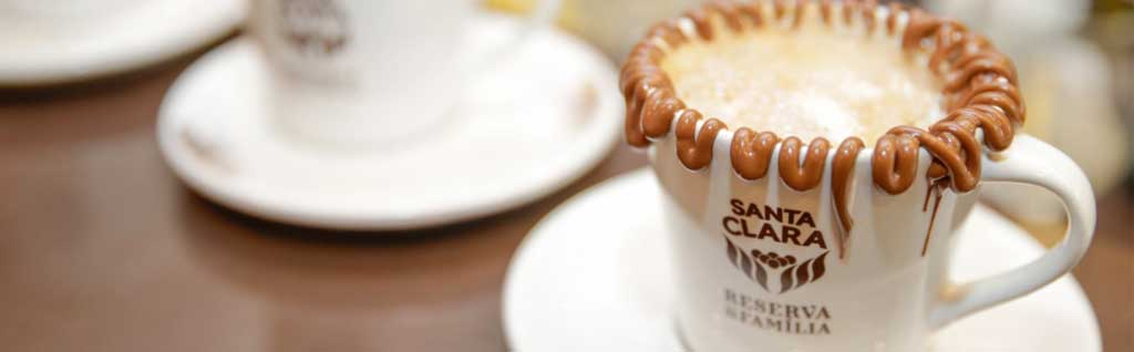nova cafeteria santa clara em boa viagem - verbocomer