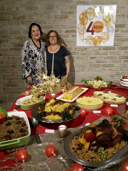 Tia Dulce completa 40 anos em Olinda
