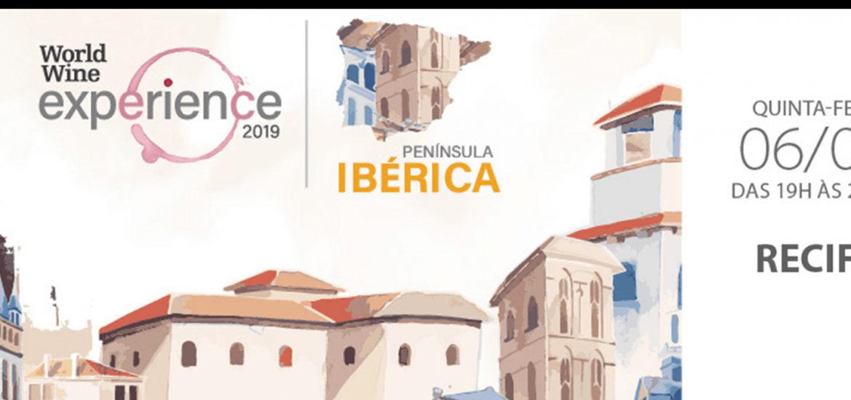 Evento traz vinhos da Península Ibérica