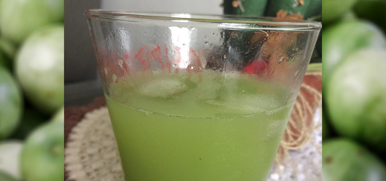 Drink de umbu com suco Maratá
