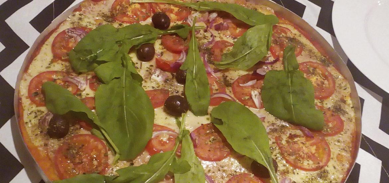 Dia da Pizza om massa sem glúten - blogverbocomer