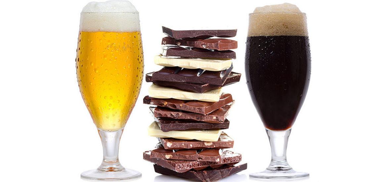 Harmonizando cerveja e chocolate - blogverbocomer