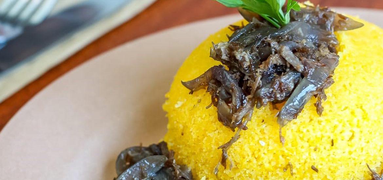 No I Festival de Cuscuz, do Cordel Cafésa ideia é promover um dos pratos que são campeões de venda