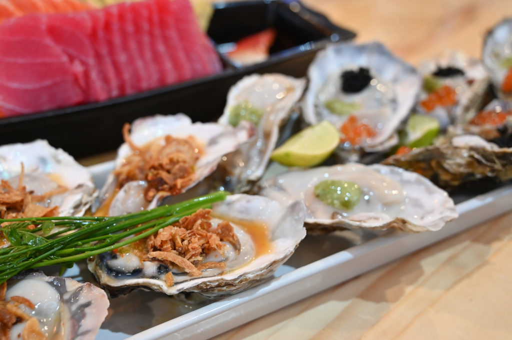 O Chablis da Maison Louis Jadot harmoniza com ostras