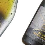 capa- edição limitada_uma Bière Brut com maracujá produzida sob o método champenoise