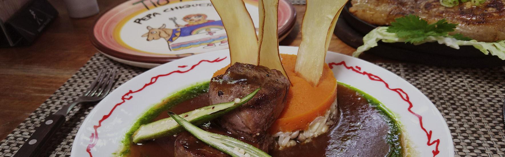 Novo prato da Boa Lembrança do Tio Pepe - Pepa Chiquetosa