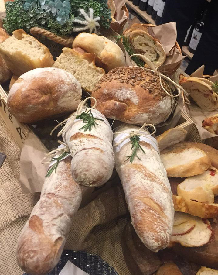 pães da Comedoria Recife
