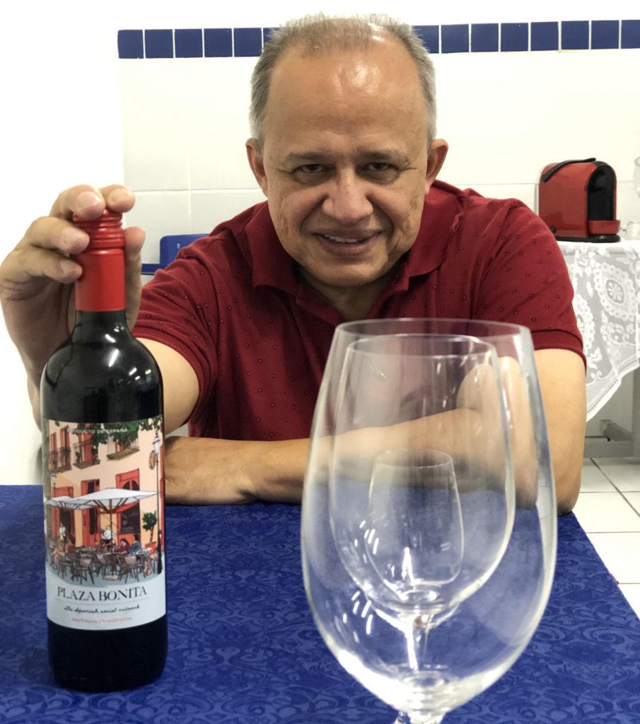 Agostinho Lopes comandou a harmonização com os vinhos