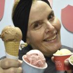 Chef Elisabeth Caruso Tayti inaugura gelateria própria em Moema SP