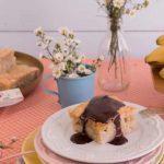 Fica em Casa_ Finna dá a receita de Torta de Banana