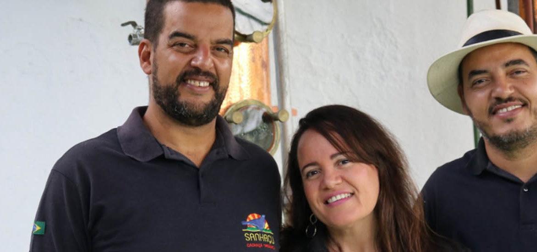 Concurso Nacional premiou cachaça Sanhaçu