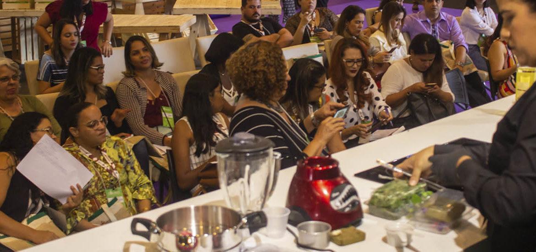 Congresso Internacional recebe inscrições para encontro de alimentação saudável
