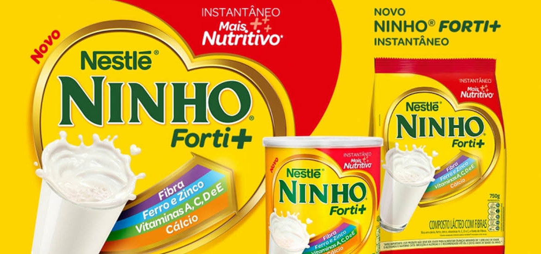 Novidade de NINHO aborda as oitos deficiências nutricionais das crianças