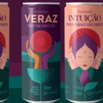 Vinícola Guatambu lança o vinho em lata Mysterius