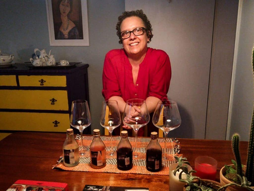 Degustação guiada de vinhos da Bodega Garzón