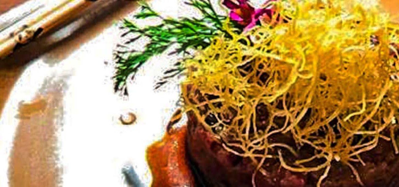 Sabores e apresentações impecáveis no Talade Japanese Food