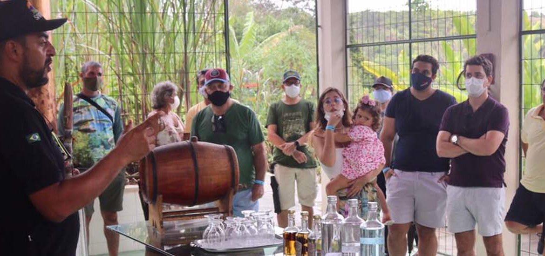 Tour rural do engenho Sanhaçu é opção para férias de julho