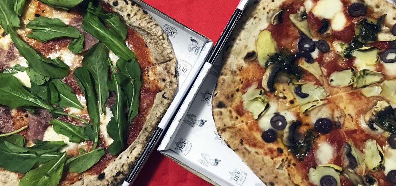 Tradicional pizza napoletana da 430 Gradi chega ao Recife
